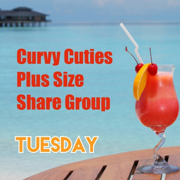 6/22 PLUS SIZE SHARE GROUP: CURVY CUTIES